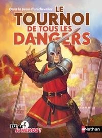 Madeleine Deny et  Jazzi - Le tournoi de tous les dangers - Dans la peau d'un chevalier.