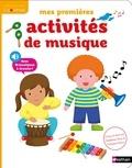 Madeleine Deny et Morgane Raoux - Mes premières activités de musique.