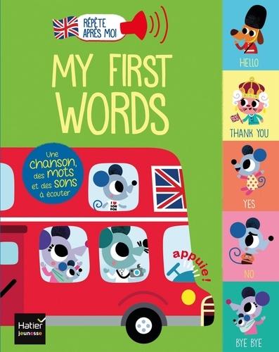 Madeleine Deny et Tiago Americo - My first words.