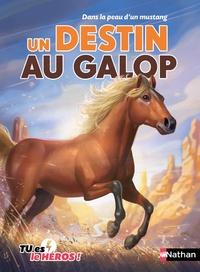 Madeleine Deny et Sylvain Frécon - Un destin au galop - Dans la peau d'un mustang.