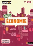 Madeleine Doussy - Economie 1re STMG - Livre + licence élève.