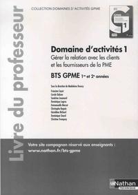 Costituentedelleidee.it Gérer la relation avec les clients et les fournisseurs BTS GPME 1re et 2e années - Livre du professeur Image