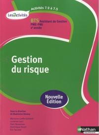 Madeleine Doussy - Gestion du risque BTS Assistant de Gestion PME-PMI 2e année.