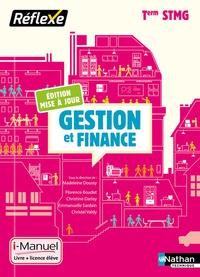 Madeleine Doussy et Florence Boudet - Gestion et finance Tle STMG Réflexe.