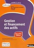 Madeleine Doussy et Alain Larguier - Gestion et financement des actifs,  Activités 5.1-5.2, BTS Assistant de Gestion PME-PMI 2e année, Les Activités - i-Manuel, Livre + licence élève.