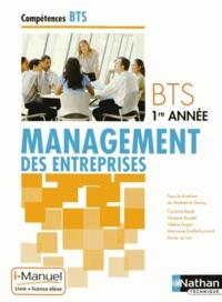 Madeleine Doussy et Caroline Bayle - Management des entreprises BTS 1e année.