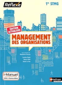 Madeleine Doussy - Management des organisations 1re STMG.