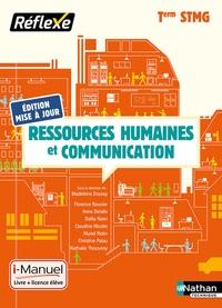 Madeleine Doussy et Florence Bouvier - Ressources humaines et communication Tle STMG Réflexe.