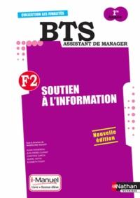 Madeleine Doussy - Soutien à l'information F2 BTS Assistant de manager 1e année.