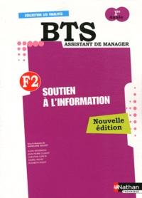 Soutien à linformation F2 BTS assistant de manager 1re année.pdf