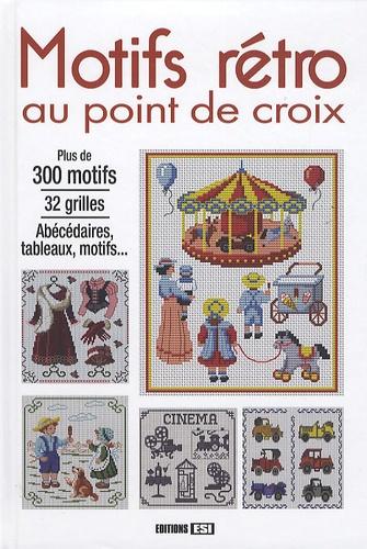 Madeleine Dupuis - Motifs rétro au point de croix. 1 DVD