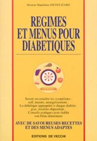 Feriasdhiver.fr Régimes et menus pour diabétiques Image