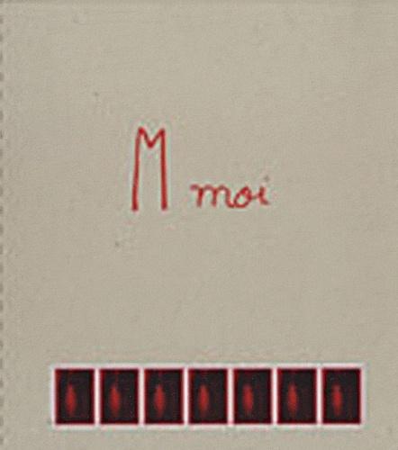 Madeleine Millot-Durrenberger - M moi.