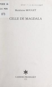Madeleine Mouget et Jean Dauby - Celle de Magdala.