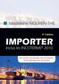Madeleine Nguyen-The - Importer.