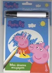 Madeleine - Peppa Pig - Avec un feutre magique.