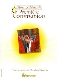 Madeleine Russocka - Mon cahier de Première Communion.