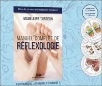 Madeleine Turgeon - Manuel complet de réflexologie.