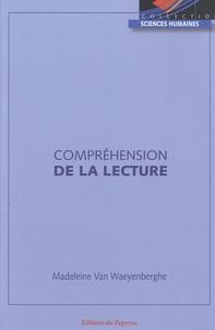 Madeleine Van Waeyenberghe - Compréhension de la lecture.
