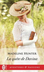 La quête de Davina - Madeline Hunter | Showmesound.org