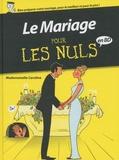 Mademoiselle Caroline - Le Mariage pour les Nuls en BD.
