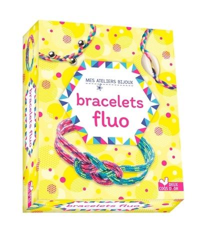 Mademoiselle Lupin - Bracelets fluo.