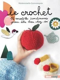 Téléchargement gratuit de Google book downloader Le crochet  - 16 modèles scandinaves pour être bien chez soi 9782344031483 FB2
