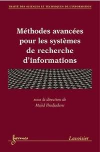 Madjid Ihadjadène - Méthodes avancées pour les systèmes de recherches d'information.