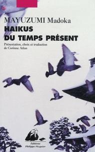 Haikus du temps présent - Madoka Mayuzumi pdf epub