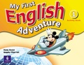 Mady Musiol - My first English adventure level 1 activity book.