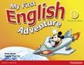 Mady Musiol - My first English adventure level 1 teacher's book.