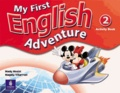 Mady Musiol - My first English adventure level 2 activity book.