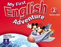 Mady Musiol - My first English adventure level 2 teacher's book.