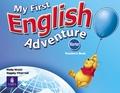 Mady Musiol - My first English adventure starter teacher's book.