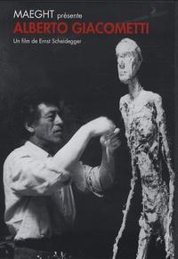 Ernst Scheidegger - Alberto Giacometti - DVD vidéo.