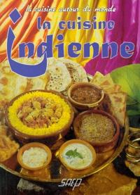 Maël de Saint-Clair - La cuisine indienne.