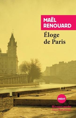 Eloge de Paris
