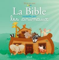 Maëlle C. et Charlotte Grossetête - La Bible racontée par les animaux.