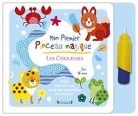 Maëlle Cheval - Les couleurs - Avec 1 pinceau.