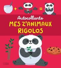 Maëlle Cheval - Mes z'animaux rigolos - Panda.
