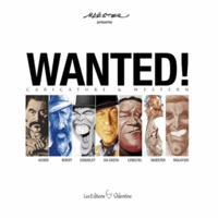 Maëster - Wanted ! - Caricature & Western.