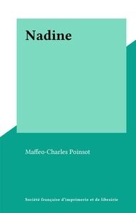 Maffeo-Charles Poinsot - Nadine.