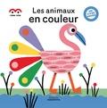 Magali Attiogbé - Les animaux en couleurs.