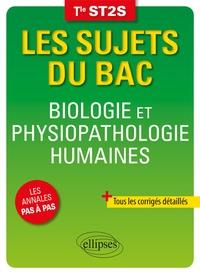 Magali Babusiaux - Biologie et physiopathologie humaines Tle ST2S.