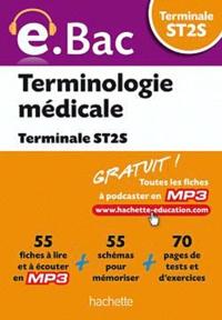 Magali Babusiaux - Terminologie médicale Tle ST2S.