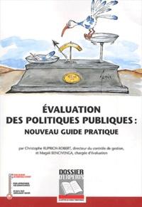 Histoiresdenlire.be Evaluation des politiques publiques : nouveau guide pratique Image