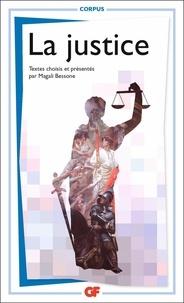 Magali Bessone - La justice.
