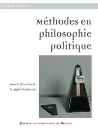 Magali Bessone - Méthodes en philosophie politique.