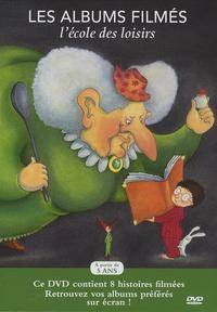 Magali Bonniol et Pierre Bertrand - La vengeance de Cornebidouille ; Le cheval magique de Han Gan ; Ami-Ami ; Le magicien des couleurs ; Le loup est revenu ! ; L'île du monstril ; La maison dans les bois ; Le petit sorcier de la pluie - A partir de 5 ans. 1 DVD