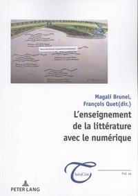 L'enseignement de la littérature avec le numérique - Magali Brunel | Showmesound.org